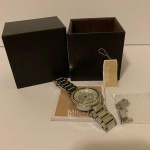 Michael Kors Studded Parker Watch